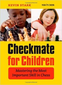 Checkmate for Children Book Cover Image