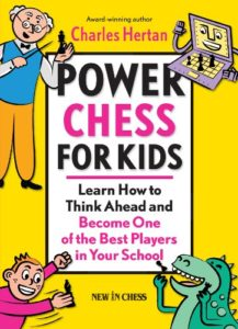 Power Chess For Kids Book Graphic